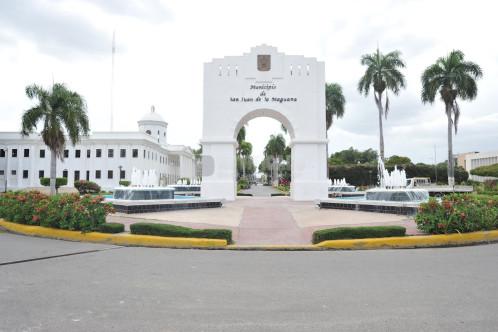 Arco del Triunfo, San Juan de la Maguana