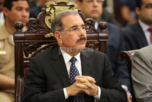 Lic. Danilo Medina, Presidente de la República Dominicana