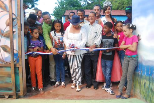 Inauguración Parque El Granero