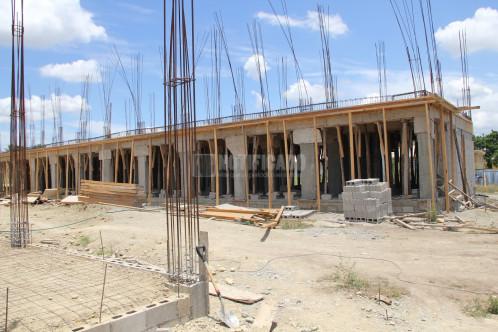 Escuela en Construcción