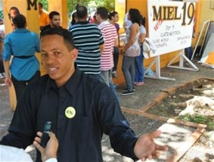 Ambiorix Rosario, Presidente de la FED.