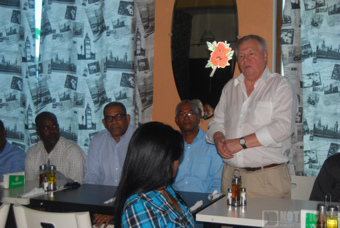 Experto Internacional comparte con productores y productoras agrícolas provincia San Juan