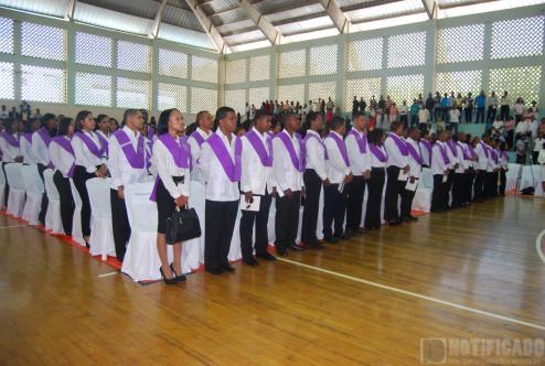 Graduandos 9na Graduación Ordinaria del Recinto Urania Montás