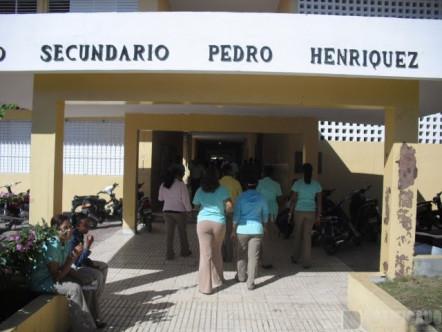 Liceo Predro Henriquez Ureña