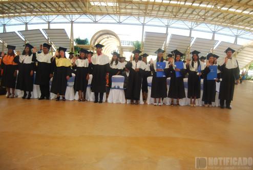 Graduación-UASD, San Juan