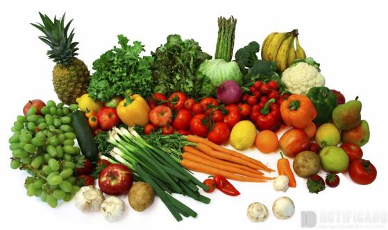 Frutas y Vejetales