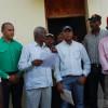 Williams de Oleo, Gobernador Civil habla al momento en que Recibe a los Productores de habichuelas