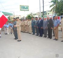 Actos Conmemorativos Independencia Nacional en San Juan