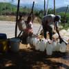 Residentes en Arroyo Cano San Juan