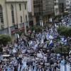 Marchas contra Rafael Correa