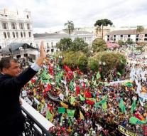 Presidente Ecuador