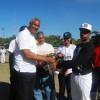 Liga Antonio Rossó inaugura torneo de Béisbol