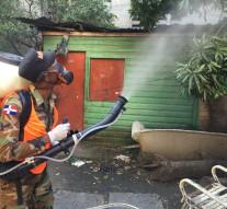 Fumigación Obras Públicas