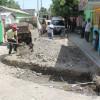 Construcción de Contenes en Los Mojaos