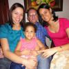 Julio Viñas y Familia