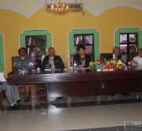 Autoridades de Educación San Juan de la Maguana 2016