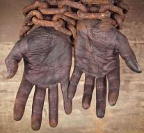 Manos Esclavizadas