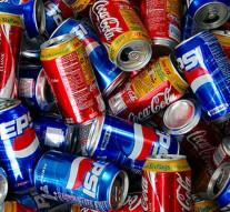 Coca Cola y Pepsi