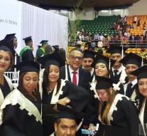 Graduación servidores públicos