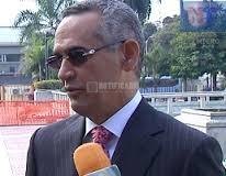 Ing. Alberto  Holguín, Director Ejecutivo de INAPA.