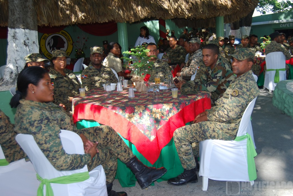 Asistentes Encuentro 3ra y 5ta Brigada