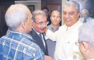El empresario José Francisco Hernández, 24 años después de ser candidato vicepresidencial en el año 1990