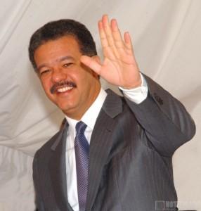 Dr. Leonel Fernández, pre-candidato presidencial por el Partido de la Liberación Dominicana (PLD)