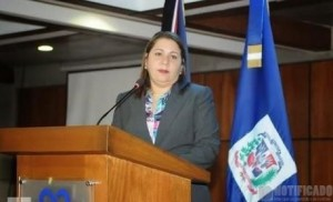 Dra. Laura Guerrero Pelletier, Directora PEPCA, Procuraduría General de la República.