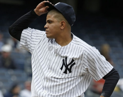 Dellín Betances. (Kathy Willens/AP)
