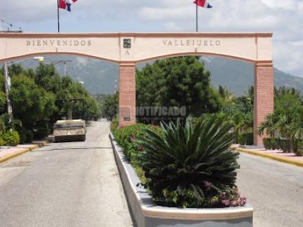 Entrada de Vallejuelo