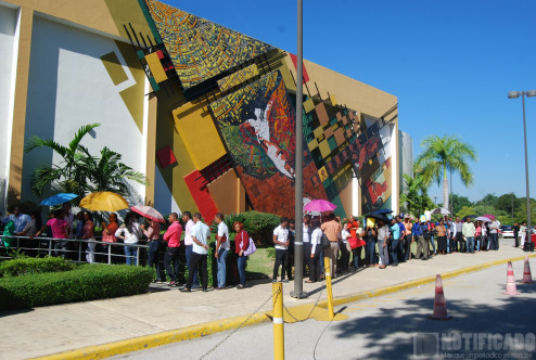 Feria de Empleo San Juan 2014