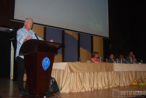 Ruddy Ganna, Presidente de Laurus Internacional.