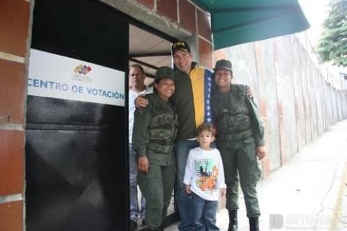 Crisis Institucional en Venezuela