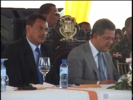 Mauro Piña Bello y Leonel Fernández