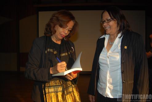 Virtudes Alvares y Elvira Corporan`