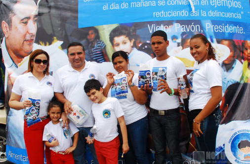 Fundación Alimentando un Niño, llamado Semana Santa 2015