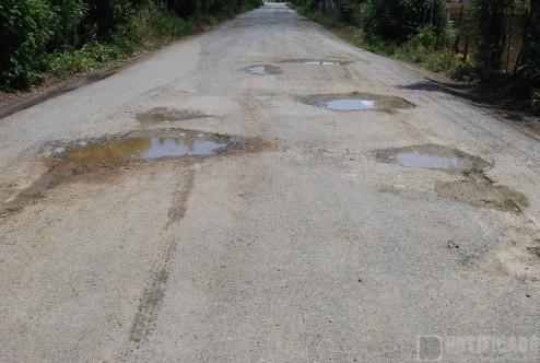 Carretera Corbano Norte