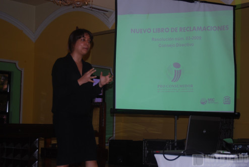 Pro Consumidor Encuentro con Comerciantes San Juan