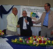 José Dolores Grullon Estrella, David Herrera y Henry Meran