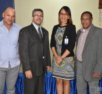 Pedro de los Santos, Francisco de Len, Luisa Galvez y Ramon Orlando Monter