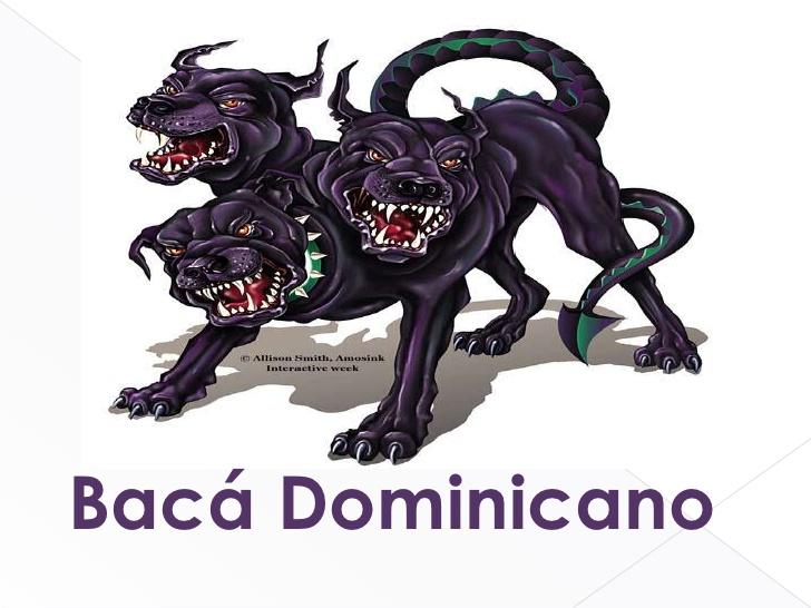 FESTIVAL DEL TERROR...PRIMER CASTIGO.. Baca-dominicano